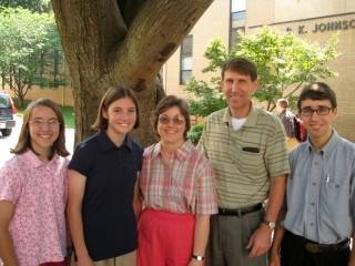 the Hanna Family (Aug 2008)